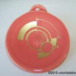 2015 HLCCA Membership Exclusive Flamingo Fiesta® Ornament
