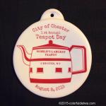 2015 Largest Teapot Fiesta® Ornament
