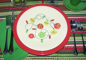 Fiesta® Belks Ornament