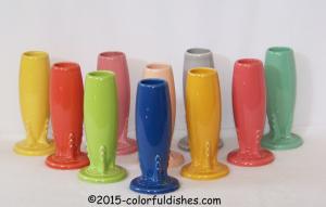 Fiesta® Bud Vases Group