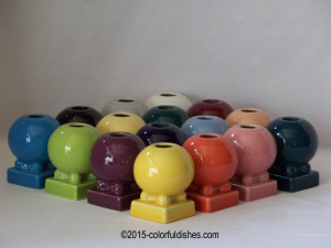 Fiesta® Bulb Candleholders Group