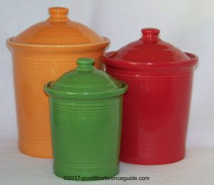 Fiesta® Canisters