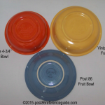 Fiesta® Fruit Bowl Comparison-Bases