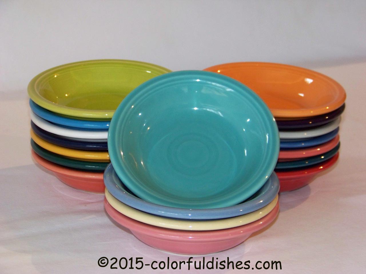 Fiesta® Fruit Bowls & Fiesta® Bowls
