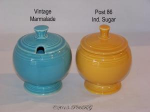 Fiesta® Individual Sugar Vintage Marmalade