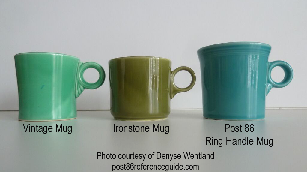 1004d1499c5 Comparison - Cups - Mugs - Saucers - Post 86 Reference Guide