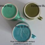 Fiesta® Mug Comparison Bases
