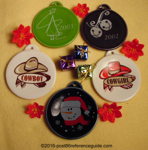 Fiesta® Outlet Ornaments