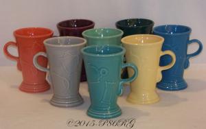 Fiesta® Pedestal Mugs