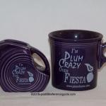 Fiesta® Plum Crazy