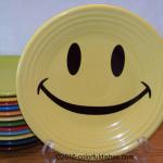 Fiesta® Smiley Happy Face