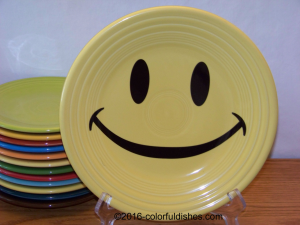 Fiesta® Smiley Happy Face