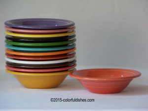 Fiesta® Stacking Cereal Bowl