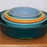 Fiesta® Straight Sided Bowl Side View
