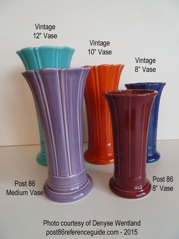 Comparison Vases Candleholders Post 86 Reference Guide