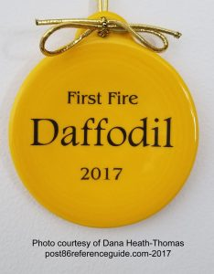 First Fire 2017 Fiesta® Ornament