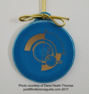 HLCCA Membership 2016 Fiesta® Ornament