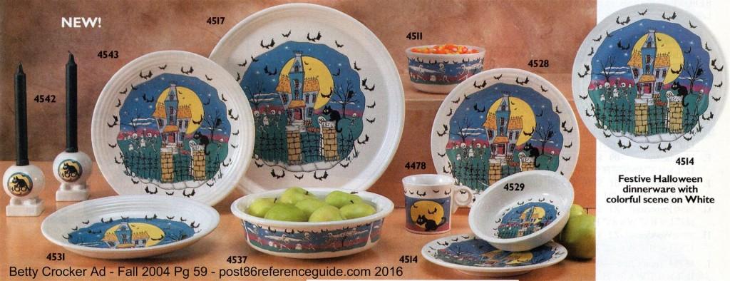 Betty Crocker ™ Halloween Nights Ad