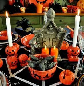 Fiesta® Happy Pumpkin - Candy Fagerlin