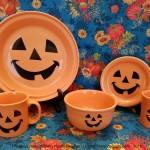 Fiesta® Happy Pumpkin - Tangerine