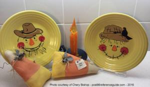 Fiesta® Scarecrow Comparisons