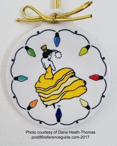 Christmas Lights 2017 Fiesta® Ornament