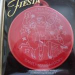 2008 Scarlet Well Behaved Women Fiesta® Ornament