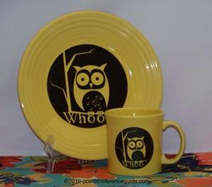 Fiesta® Whoo Owl
